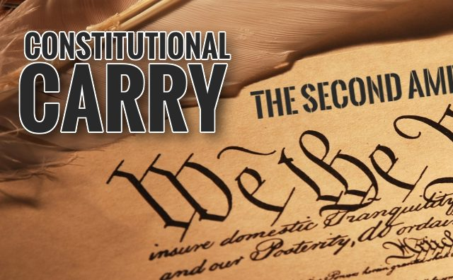Constitutional Carry Filed in Wisconsin!