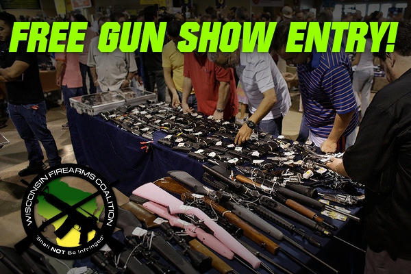 Come Out and See Us at the Milwaukee Gun Show!