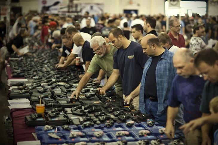WIFC at the Onalaska Gun Show Tomorrow and Saturday!