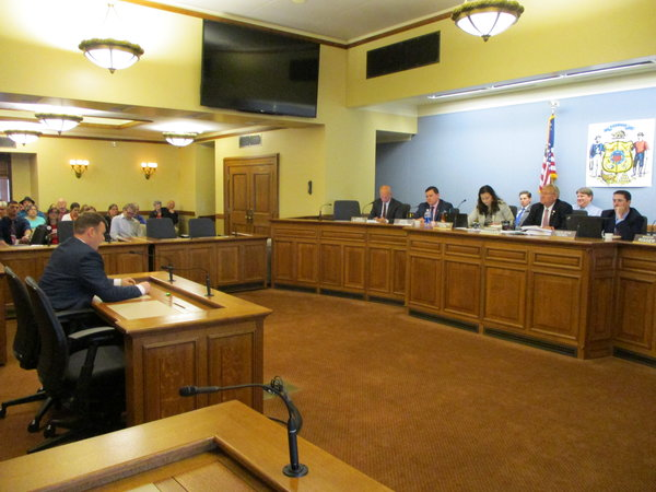 Constitutional Carry Has First Hearing In Madison!